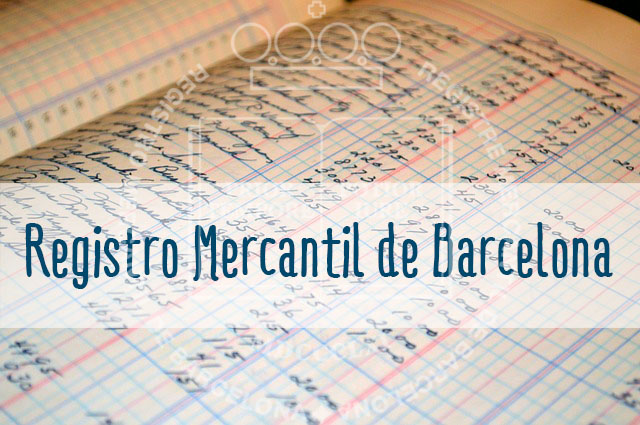 Registro Mercantil De Barcelona Borme Boe
