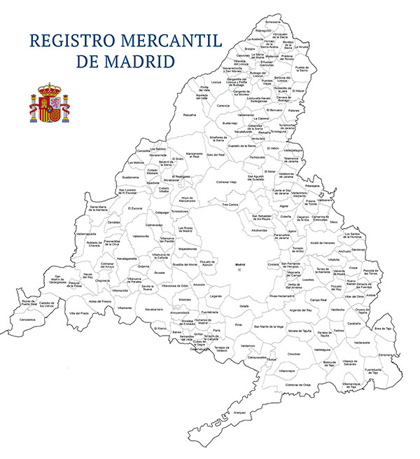 registro mercantil madrid