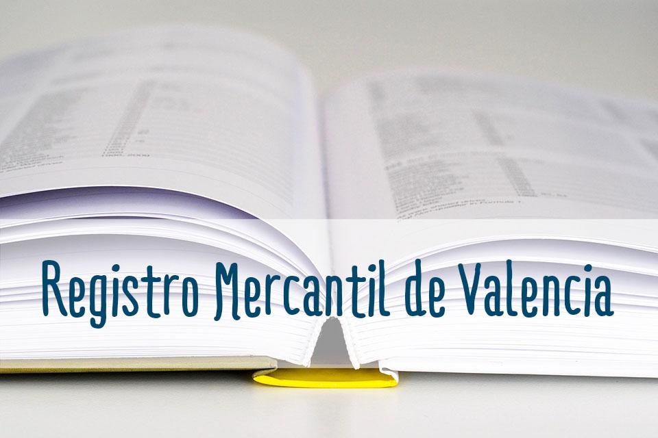 registro mercantil valencia, borme valencia
