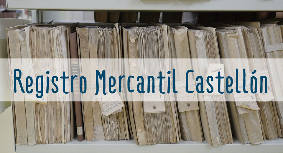 registro mercantil castellon, borme castellon