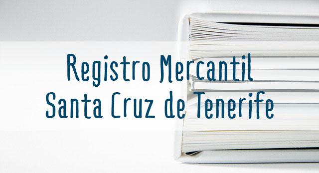 registro mercantil tenerife, registro mercantil santa cruz de tenerife